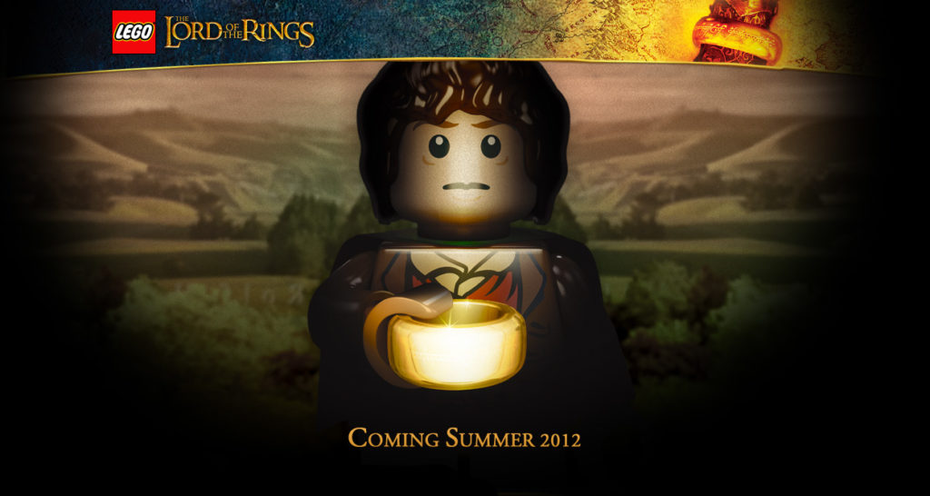 Lego Lord of the Rings Teaser Image