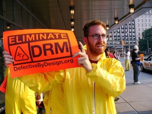 Eliminate DRM: Defective By Design