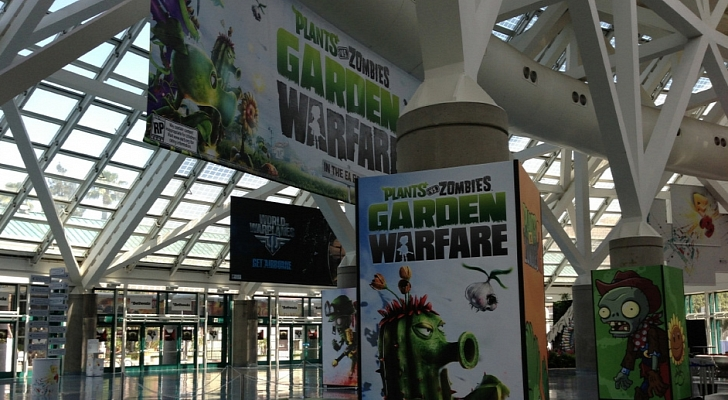 Plants vx Zombies Garden Warfare Signs