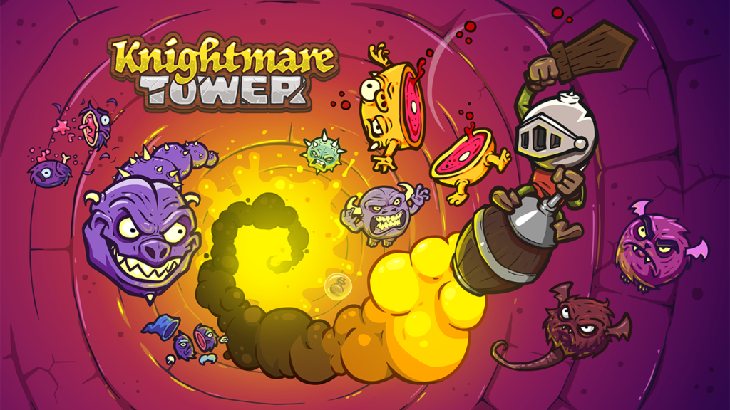Knightmare Tower by Jelly Beast