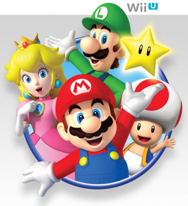 Super Mario 3D World With Playable Peach and Toad