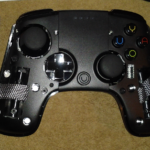 Ouya Controller with Faceplates Removed