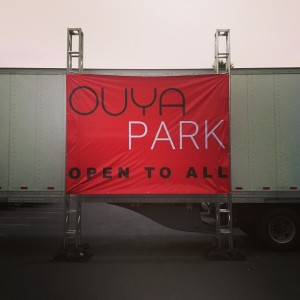 Ouya Park: Open to All