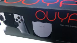 Ouya at Retail