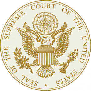 Seal of The Supreme Court of The United States of America