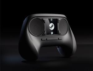 Steam Controller Rendered
