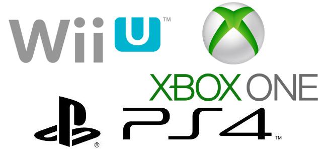 Wii U, XBox One, PS4