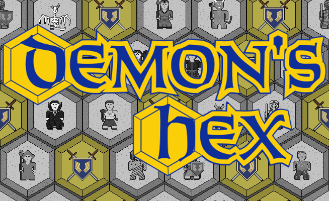 Demon's Hex by Divine Knight Gaming