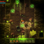 SteamWorld Dig gameplay