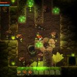 SteamWorld Dig gameplay