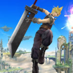 Why is Cloud in Smash Bros.?