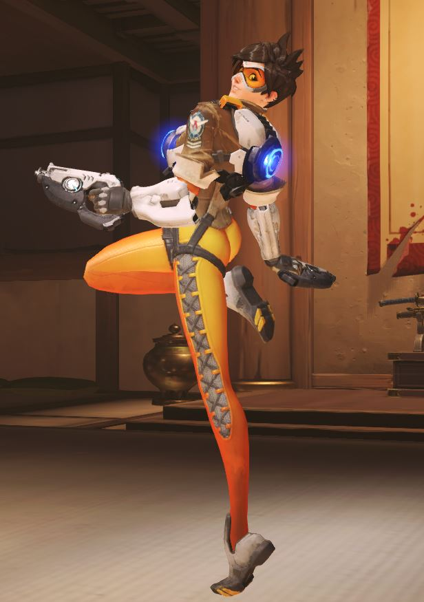 Tracer: Subway sandwich thighs and a ridiculously deep