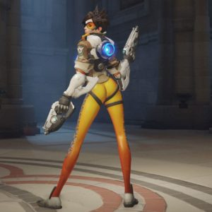 Tracer Butt