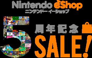 eShop sale Japan