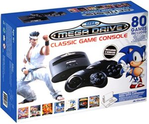 Sega Classic Game Console released in 2014
