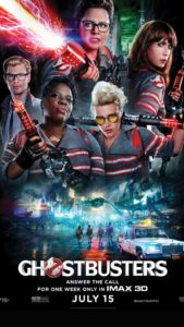 Ghostbusters IMAX
