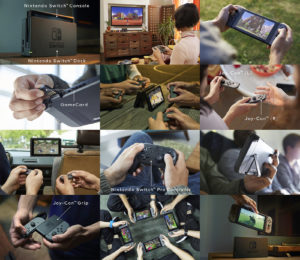 Switch Gallery