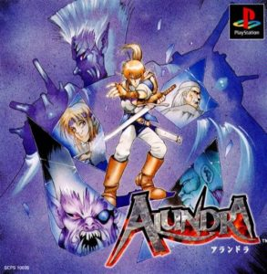 Alundra for PS1