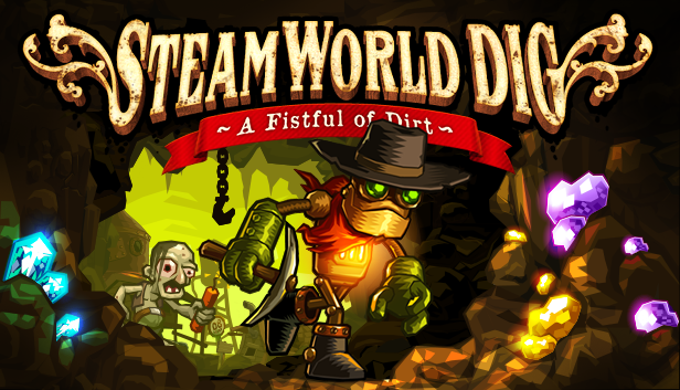 SteamWorld Dig by Image and Form